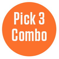 Pick 3 Button